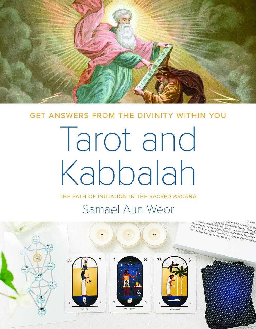 Tarot and Kabbalah: The Path of Initiation in the Sacred Arcana PDF