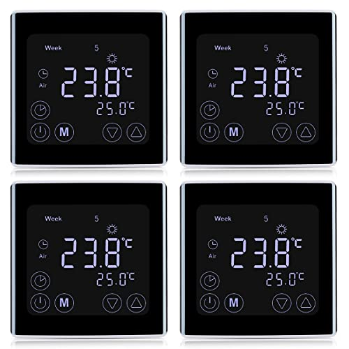 digital thermostat. Black Bedroom Furniture Sets. Home Design Ideas