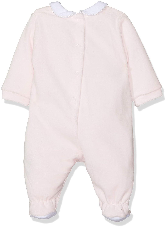Chicco Baby-M/ädchen Tutina Con Apertura Sul Patello Playsuit