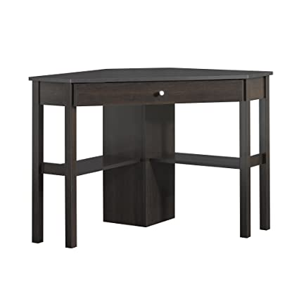 Amazon sauder beginnings corner computer desk cherry kitchen sauder beginnings corner computer desk cherry watchthetrailerfo