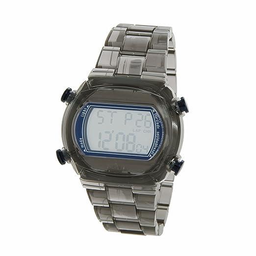 adidas Candy ADH6509 - Reloj digital de cuarzo unisex, correa de plástico color blanco (