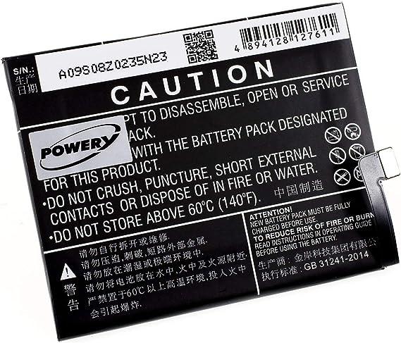 Batería para Smartphone Lenovo ZUK Z2 Pro: Amazon.es: Electrónica