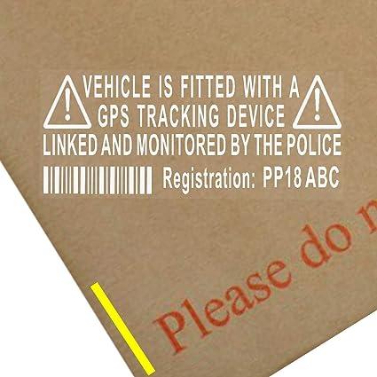 4 x / Fake GPS Rastreador personalizada dispositivo de sistema de alarma de la unidad de