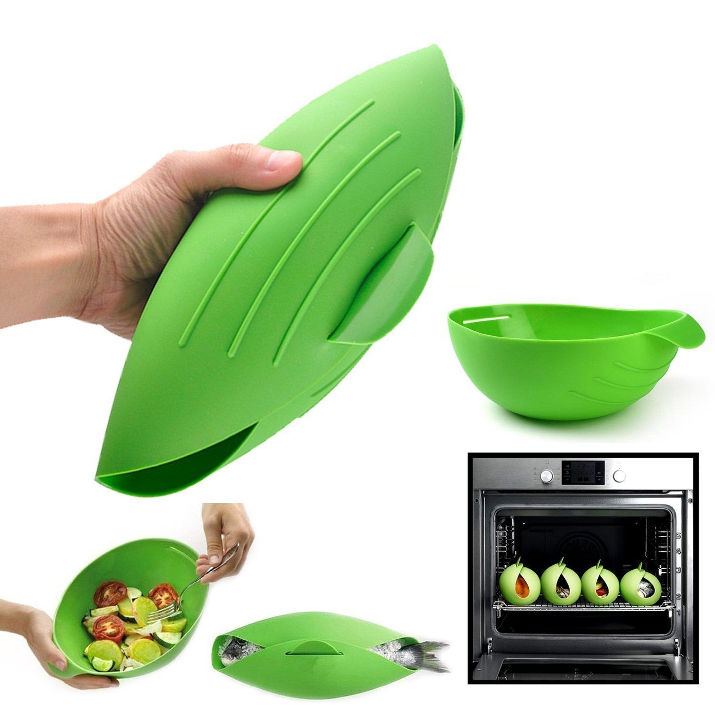 Silicona para cocinar al vapor, food|vegetable eléctrica cocinar ...