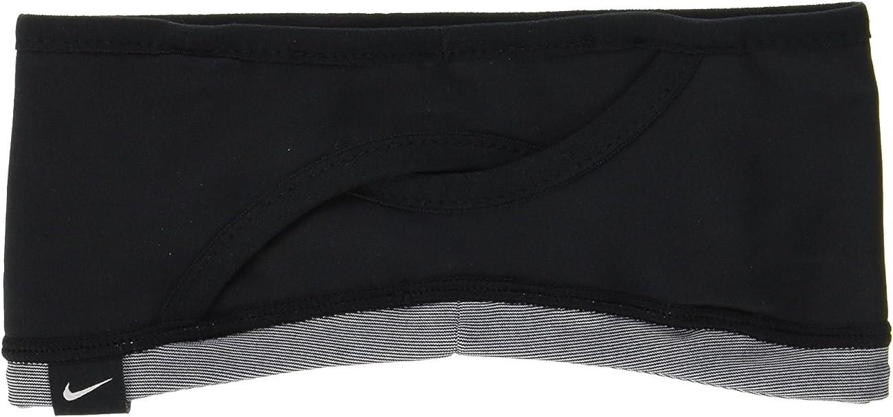 Nike Golf Swing Knit Headband Gorra, Mujer, Negro/Blanco, MISC ...