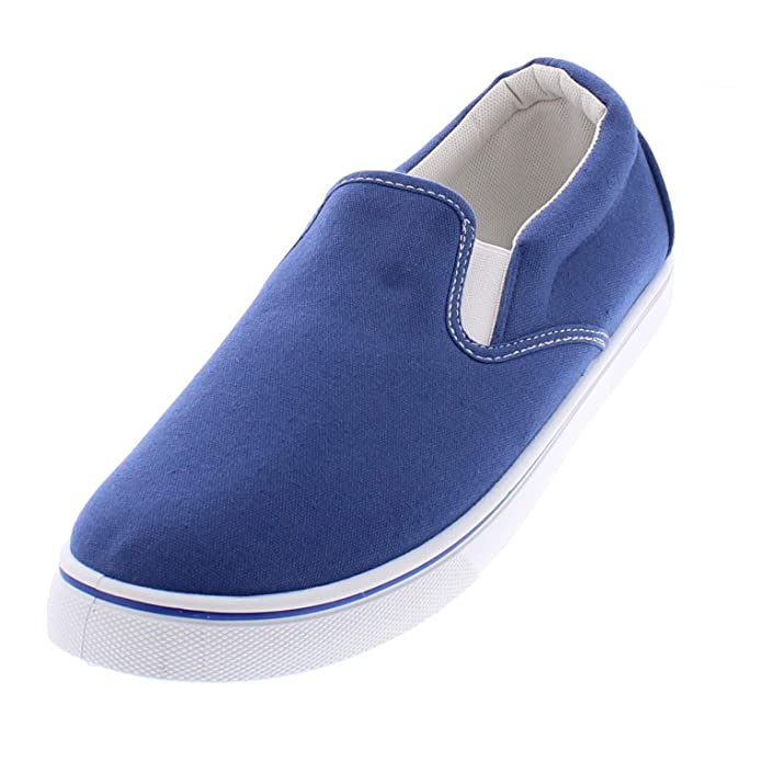 Amazon.com: Doug - Zapatillas de lona para hombre: Shoes