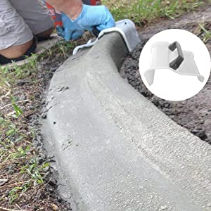 Bonarty 2x DIY Paleta De Mampostería Paleta De Hormigón Paleta De Yeso Para Jardín: Amazon.es: Zapatos y complementos