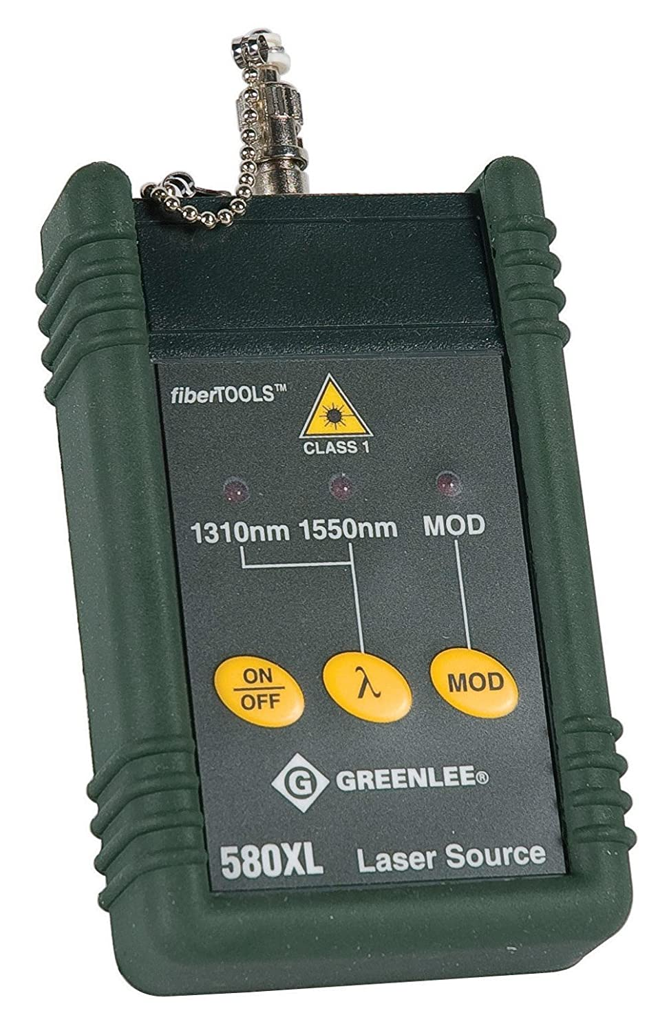Greenlee 580XL ST Laser Source with ST Interface 1310 1550nm