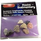 ScienceWiz - Sedimentary Rock Samples