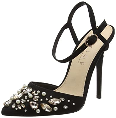 Office Women's Horizon Ankle Strap Heels New Arrival For Sale 42AoDOmZo6