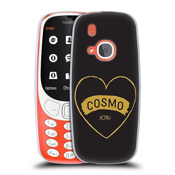 Amazon Official Cosmopolitan Xo Love Cosmo Soft Gel Case For