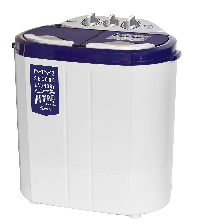 シービージャパン 洗濯機 小型 2槽式 マイセカンドランドリーハイパー comtool