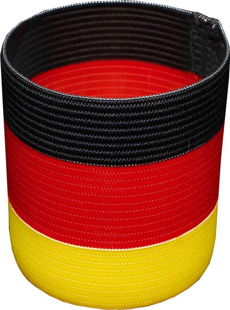 Cawila Spielführerbinde / Armbinde Deutschland - 2 Größen lieferbar