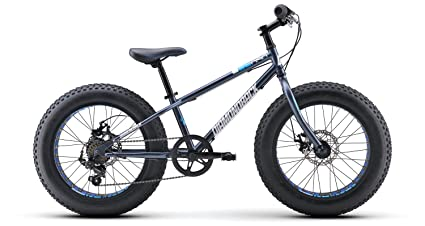 Diamondback Bicycles El OSO Nino Complete Youth Fat Bike, Satin Blue, One Size best fat tire bikes