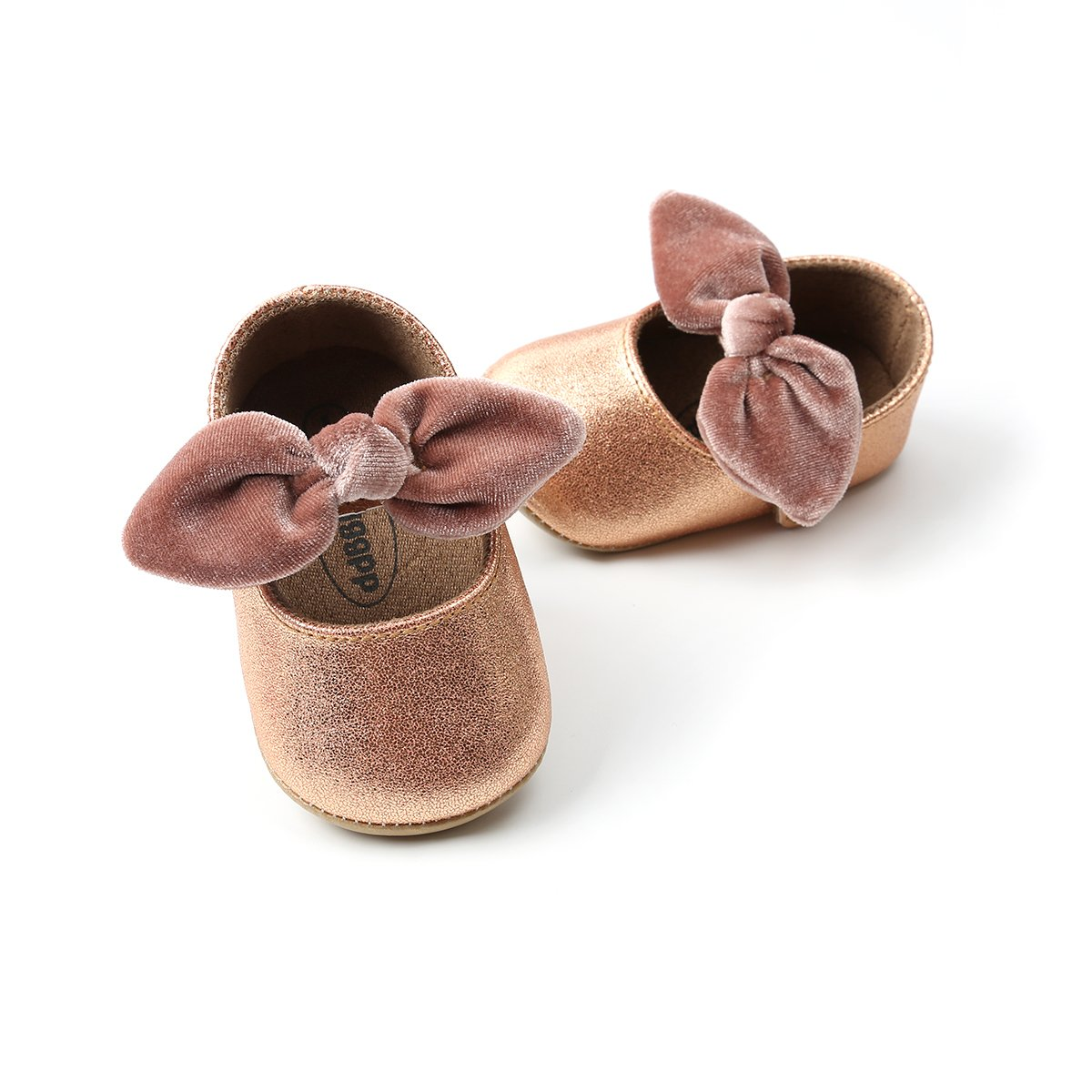 Save Beautiful Sabe Infant Baby Girls Boys Bowknot Sandals Colorful Soft Sole Mary Jane Shoes