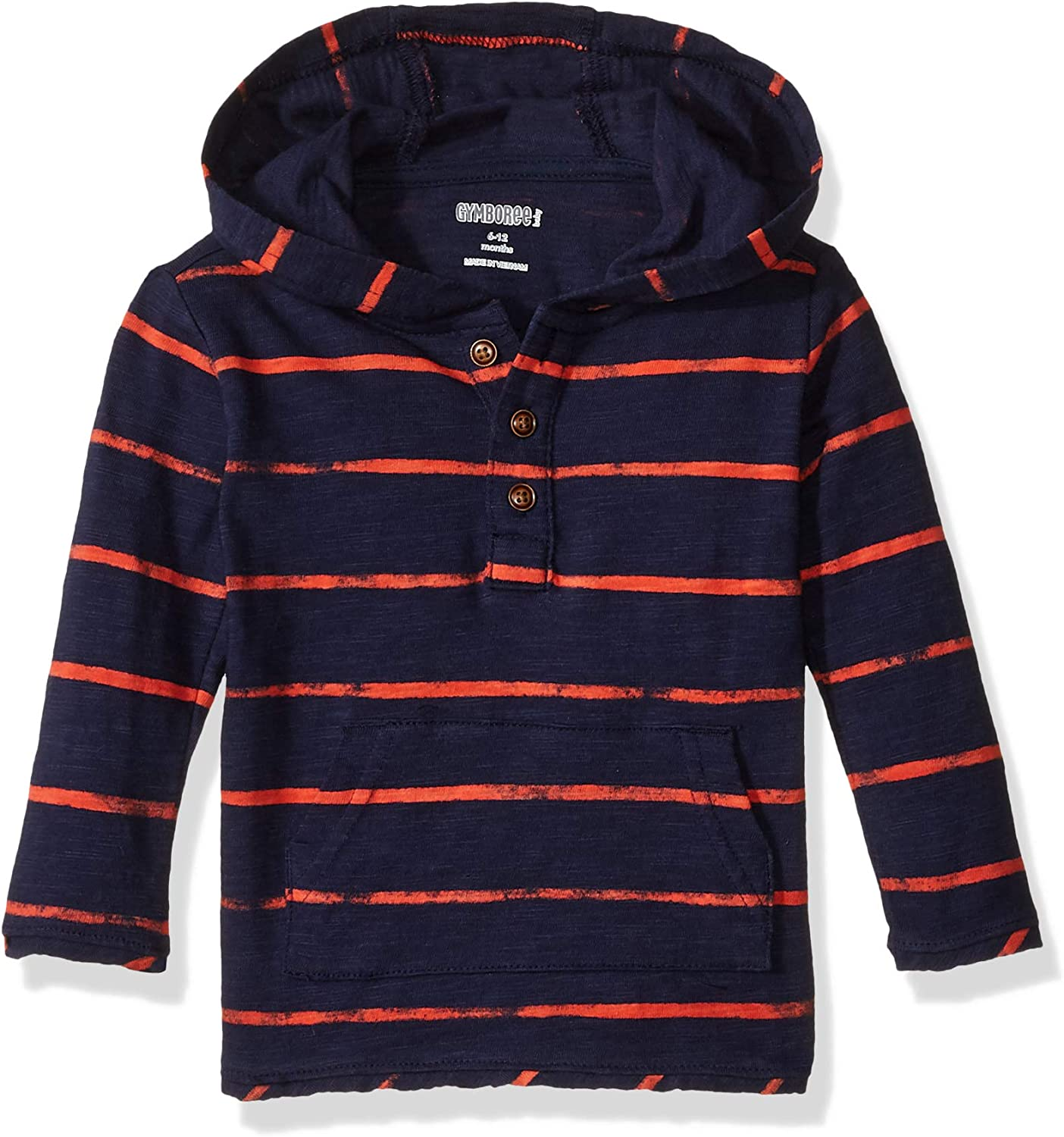 Gymboree Baby Boys Long Sleeve Casual Knit Top