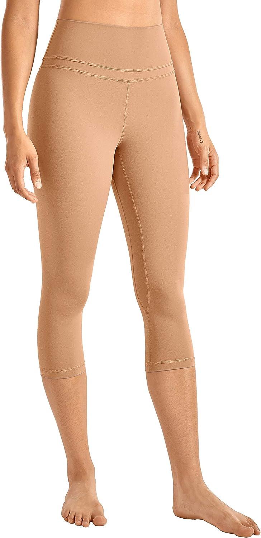 53cm CRZ YOGA Mujer Deportivos Leggings Mallas Fitness Pantalones de Cintura Alta