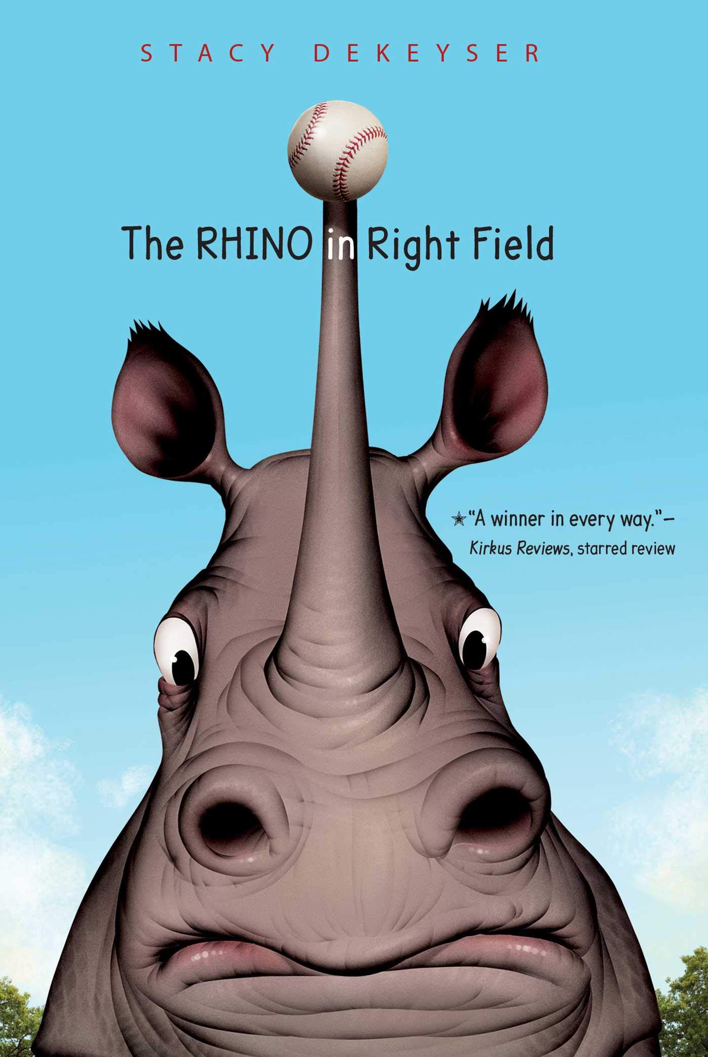 The Rhino in Right Field ebook