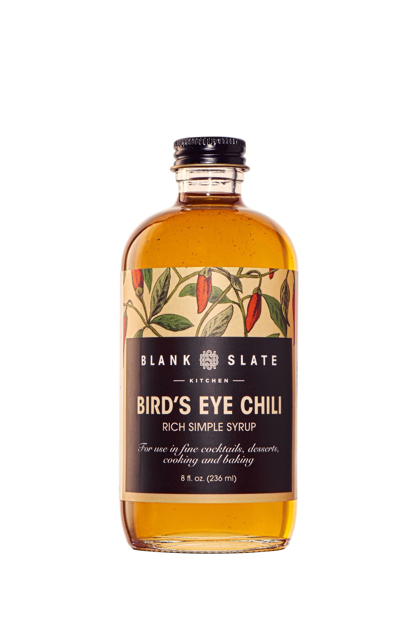 Bird's Eye Chili Rich Simple Syrup