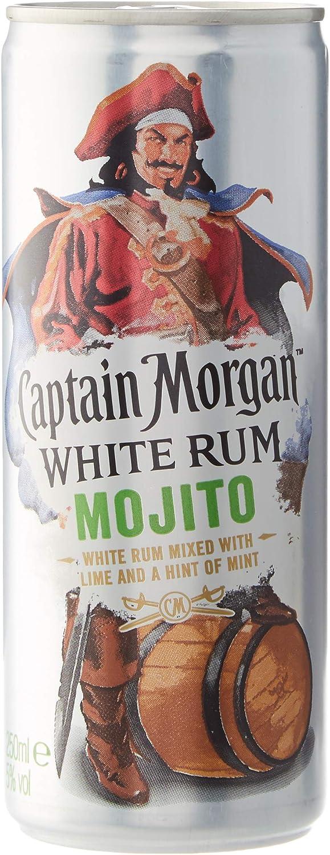 Captain Morgan Mojito - 250 ml
