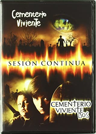 Pack Duo: Cementerio Viviente [DVD]: Amazon.es: Midkiff, Dale, Gwynne, Fred, Crosby, Denise, Furlong, Edward, Edwards, Anthony, Brown, Clancy, Lambert, Mary, Lambert, Mary, Midkiff, Dale, Gwynne, Fred, Rubinstein, Richard P., Singleton, Ralph S.: