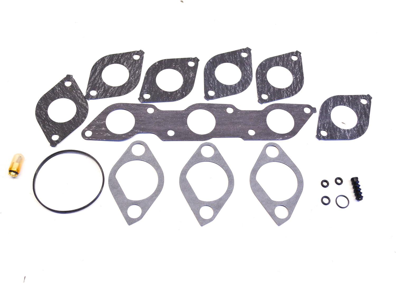 NEW OEM Evinrude Johnson 9 1//2 Carburetor Rebuild Carb Kit Repair /& Float 382048