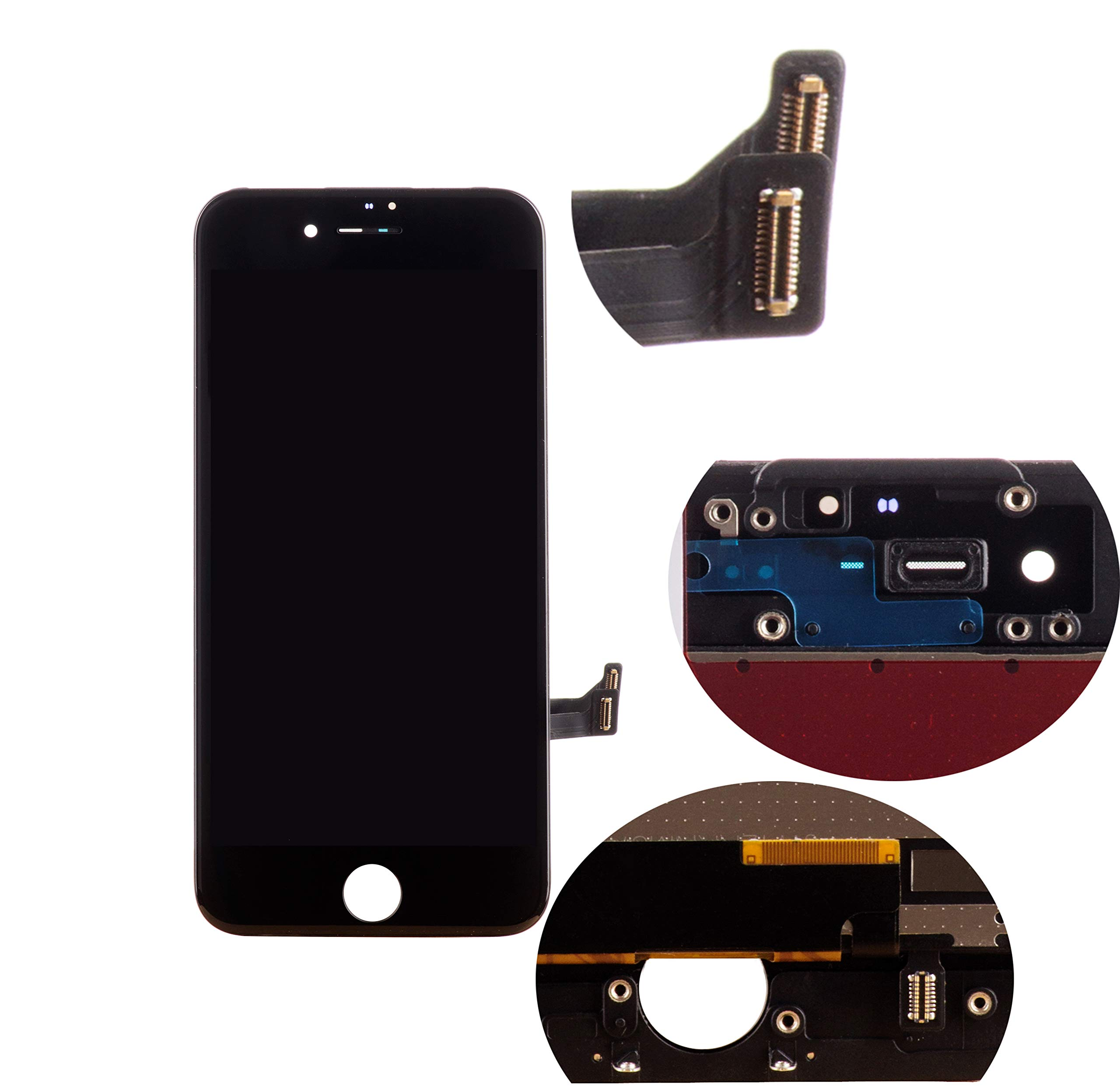 Modulo LCD Negro para IPhone 7 Plus 5.5 Inch  -637