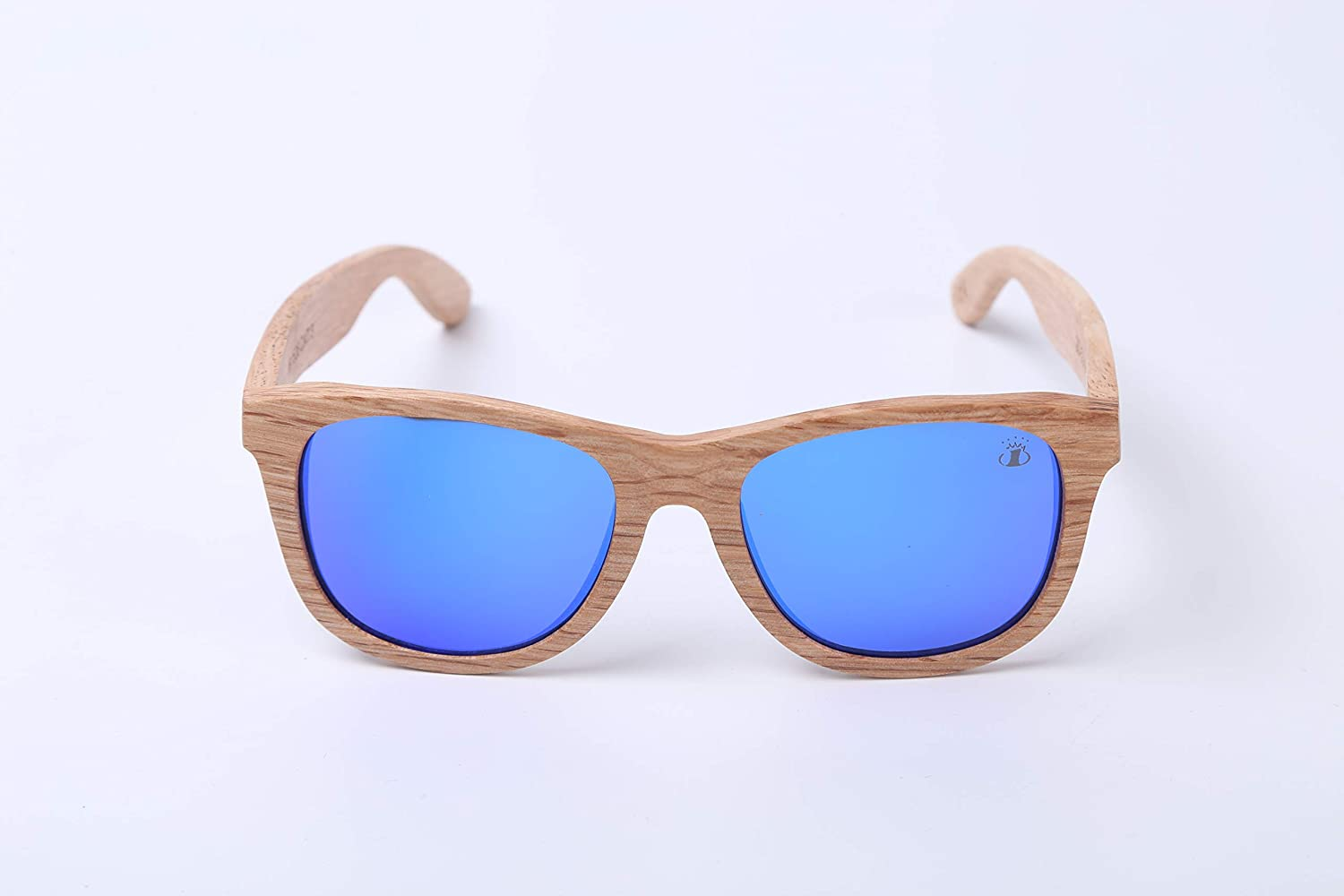 Wooden Polarized Sunglasses Handmade Sunglass Collection With Case,UV 400
