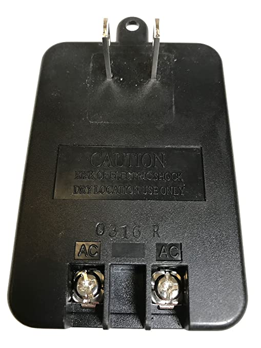 20VA with indicator light 2-Screw 18VAC 1.11 Amp Class 2 Resettable Transformer