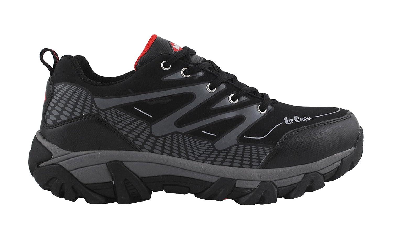 Lee Cooper S3/SRC trabajo zapato de seguridad (Trainer ...