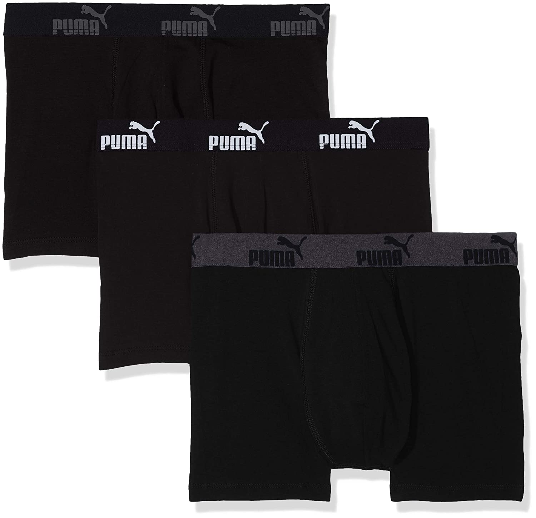 Promo Lot De 3 Boxer Pantaloncini Uomo Puma