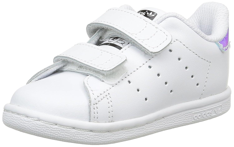 adidas Stan Smith CF I, Zapatillas Unisex bebé 24 EU AQ6274