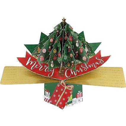 Second Nature XPOP049A - Tarjeta de felicitación navideña ...