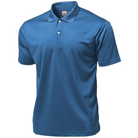 Wundou Hombres de Deporte Dry luz Polo-Shirts P335? L? Turquesa ...