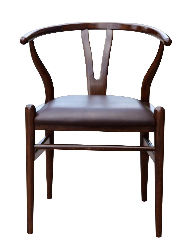 Amazon.com   Boraam 52018 Wishbone Bar Height Dining Chair, 29 Inch,  Cappuccino   Chairs