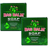 Bag Balm Mega Moisturizing Soap 3.9oz - Pack of 2