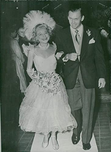 Super Amazon.com: Vintage photo of Hollywood39;s Ice Princess Sonja VQ-89