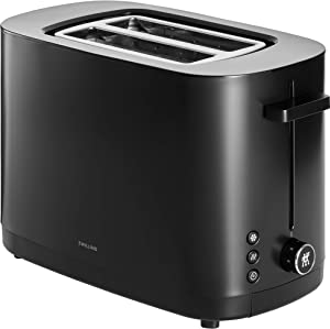 Zwilling Enfinigy Toaster 2 Slice with Extra Wide 1.5