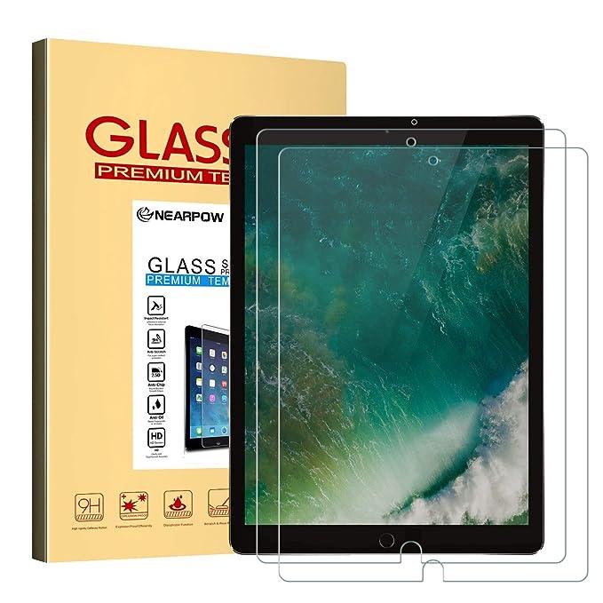 3 opinioni per NearPow Pellicola Protettiva in Vetro Temperato per iPad PRO 10.5 [2.5D Bordi