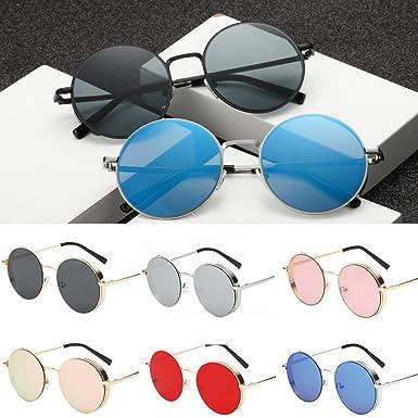 b45aae0b311 Clearance Sale!OverDose Unisex Men Women Quadrate Metal Frame Brand Classic  Outdoor Sunglasses( 7)  Amazon.co.uk  Clothing