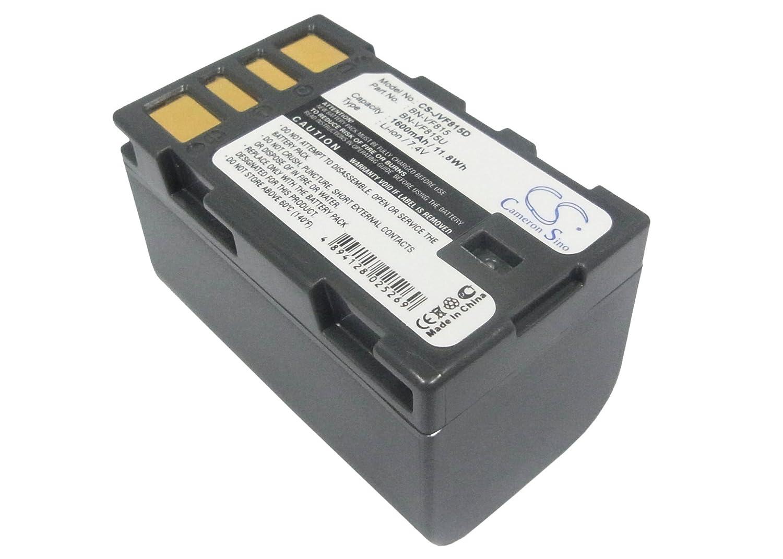 ビントロンズ交換用バッテリーJVC gy-hm100、gy-hm100u、gz-hd10、gz-hd10ac B00XMON382