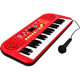 Amazoncom Early Learning Centre Carry Along Keyboard Red Toys