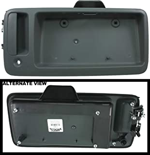 APDTY 112823 Exterior Rear Cargo Door Handle w/ License Plate Bracket Holder Fits 1996- & Amazon.com: APDTY 91026 Exterior Rear Right Cargo Door Handle w ... pezcame.com