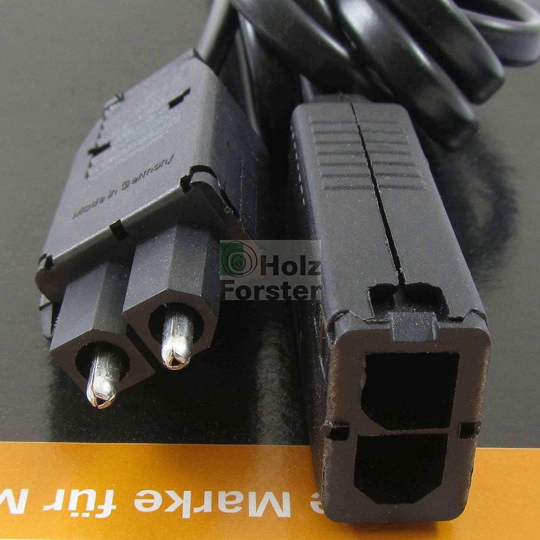 2,0m MEISTER Licht Hochvolt 230Volt Verl/ängerung
