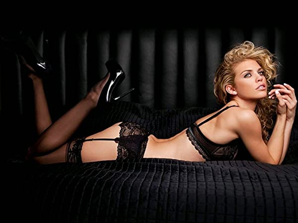 Sexy women in heels and stockings