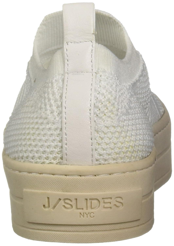 J Slides Women's Hilo Sneaker B0778F7D9R 9 B(M) US White