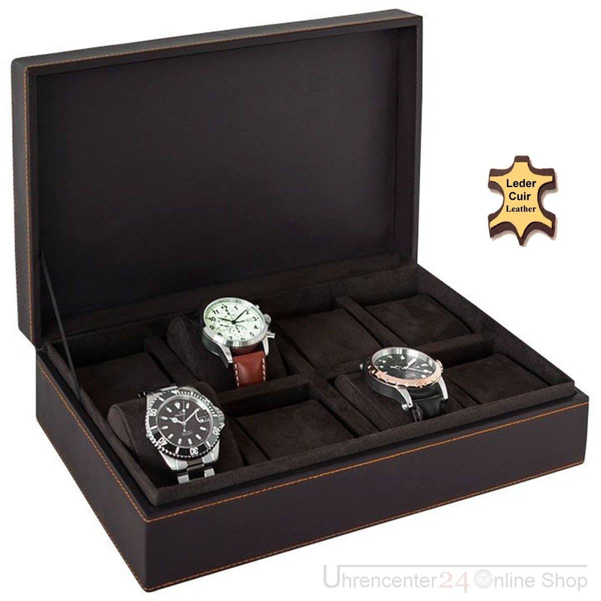 Uhrenbox Garrett 8 Vintage von Beco Technic