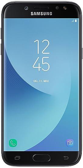 Samsung Galaxy J5 (2017) - Smartphone de 5,2 (SIM Doble, 4G, 16GB, 1280 x 720 Pixeles, Plana, SAMOLED, 16 Millones de Colores, 16:9), Negro [Versión ...