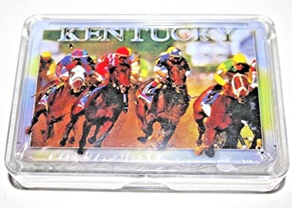 Amazon.com: Kentucky Derby Juego de cartas: Sports & Outdoors