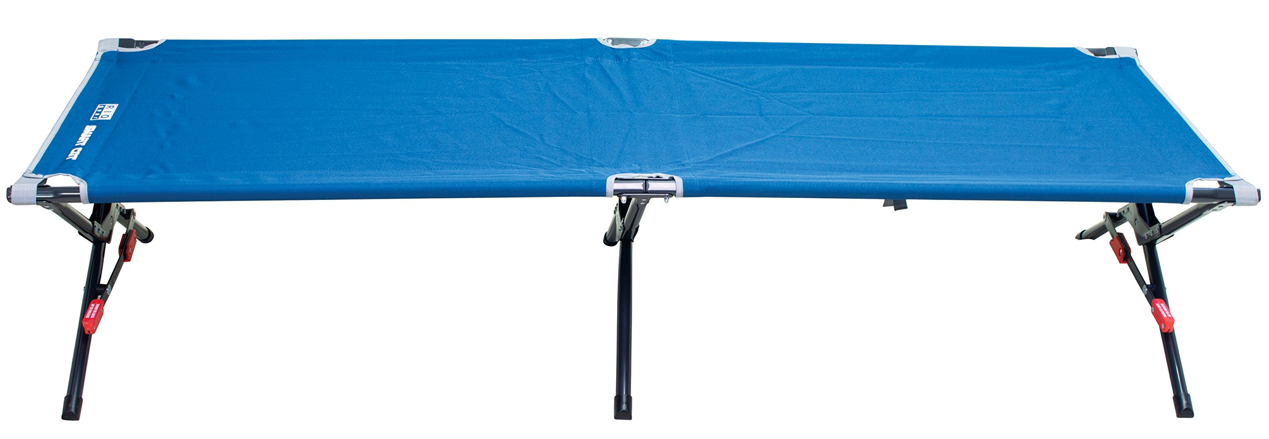 Rio Gear Portable Smart Cot Military Style Folding Camping Cot